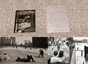 WILLY RONIS: PHOTOGRAPHS 1926-1995 - Rare Fine Copy of The First Edition/First Printing: With ...
