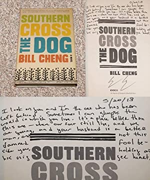 SOUTHERN CROSS THE DOG - Rare Pristine Copy of The First Hardcover Edition/First Printing: ...