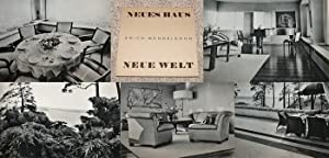 NEUES HAUS NEUE WELT/NEW HOUSE NEW WORLD - Rare Fine Copy of The First Hardcover Edition/...