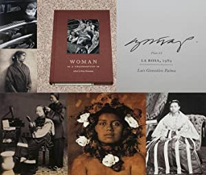 WOMAN: A CELEBRATION - Rare Pristine Copy of The First Hardcover Edition/First Printing: ...