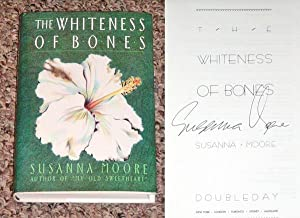 THE WHITENESS OF BONES - Scarce Fine Copy of The First Hardcover Edition/First Printing: ...