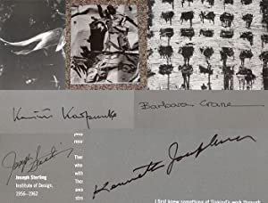 AARON SISKIND: ORDER WITH THE TENSIONS CONTINUING: Daiter, Stephen (Editor/Publisher);