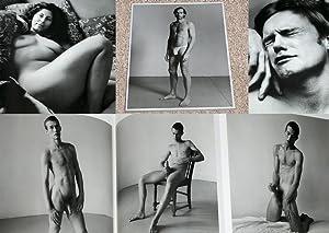 PETER HUJAR: LOVE & LUST - Rare: Hujar, Peter (Photographer);