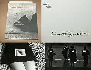 KENNETH JOSEPHSON: SELECTED PHOTOGRAPHS - Scarce Pristine: Josephson, Kenneth (Artist/Photographer)