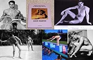 DAVE MARTIN: AMERICAN PHOTOGRAPHY OF THE MALE: Martin, Dave (Photographer)