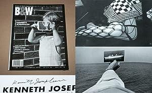 KENNETH JOSEPHSON: THE B & W MAGAZINE: Josephson, Kenneth (Artist/Photographer)