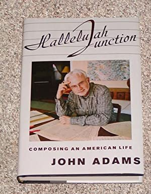 HALLELUJAH JUNCTION: COMPOSING AN AMERICAN LIFE - Rare Pristine Copy of The First Hardcover Edition...