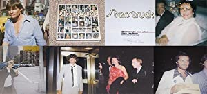 STARSTRUCK: PHOTOGRAPHS FROM A FAN - Rare Fine Copy of The First Edition/First Printing: ...