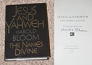 JESUS AND YAHWEH: THE NAMES DIVINE - Rare Pristine Copy of The First Hardcover Edition/First ...