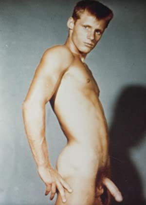 "JIM STRYKER: ""FULL-FRONTAL ERECT"" NUDE COLOR PHOTOGRAPH BY WALTER KUNDZICZ - Rare Fine ..."
