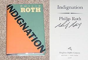 INDIGNATION - Scarce Pristine Copy of The: Roth, Philip