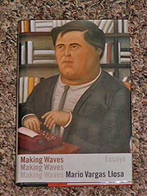 MAKING WAVES: ESSAYS - Scarce Pristine Copy of The First American Edition/First Printing: ...