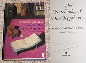 THE NOTEBOOKS OF DON RIGOBERTO - Rare Fine Copy of The First British Edition/First Printing: ...
