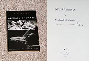 DIVISADERO - Scarce Fine Copy of The First American Edition/First Printing: Signed by Michael ...