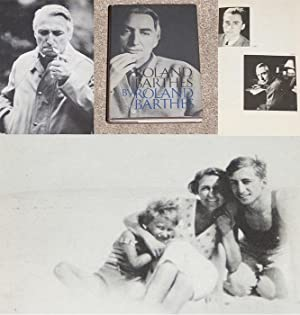 ROLAND BARTHES BY ROLAND BARTHES - Rare Fine Copy of The First American Edition/First Printing...