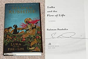 LUKA AND THE FIRE OF LIFE: A: Rushdie, Salman