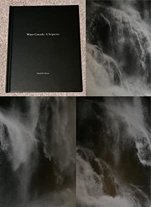 ONE PICTURE BOOK: WATER CASCADE A SEQUENCE - Scarce Pristine Copy of The Limited Edition: Signed by...