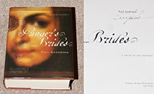 HUNGER'S BRIDES: A NOVEL OF THE BAROQUE - Scarce Pristine Copy of The First Hardcover Edition&...