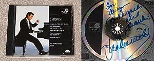 JON NAKAMATSU: CHOPIN - Rare Pristine Copy of The Landmark CD Recording: Signed by Jon Nakamatsu - ...