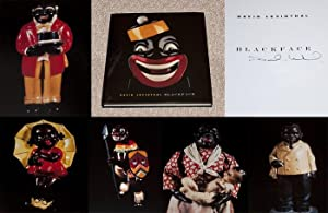 BLACKFACE - Rare Pristine Copy of The First Hardcover Edition/First Printing: Signed By David ...