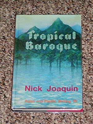 TROPICAL BAROQUE: FOUR MANILENO THEATRICALS - Rare Fine Copy of The First Hardcover Edition/...