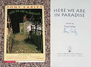 HERE WE ARE IN PARADISE: STORIES - Scarce Fine Copy of The First Hardcover Edition/First ...