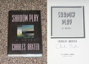 SHADOW PLAY - Scarce Fine Copy of The First Hardcover Edition/First Printing: Signed by ...