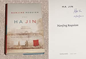 NANJING REQUIEM - Rare Pristine Copy of The First Hardcover Edition/Second Printing: Signed ...