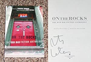 ON THE ROCKS: THE KGB BAR FICTION ANTHOLOGY - Rare Pristine Copy of The Landmark Issue: Signed by ...