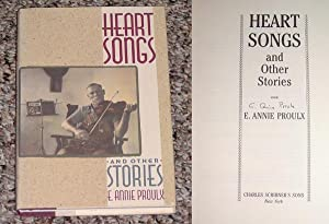 HEART SONGS AND OTHER STORIES - Rare Fine Copy of The First Hardcover Edition/First Printing: ...