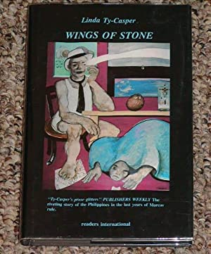 WINGS OF STONE - Scarce Fine Copy of The First Hardcover Edition/First Printing: Ty-Casper, ...