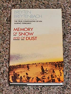 MEMORY OF SNOW AND OF DUST - Scarce Fine Copy of The First American Edition/First Printing: ...