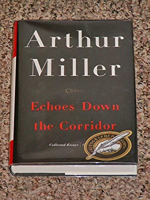 ECHOES DOWN THE CORRIDOR: COLLECTED ESSAYS, 1944-2000 - Scarce Pristine Copy of The First Hardcover...