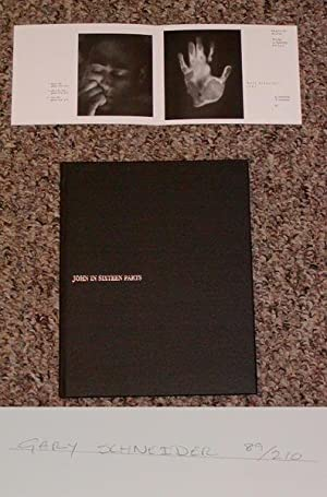 GARY SCHNEIDER: JOHN IN SIXTEEN PARTS - Rare Pristine Copy of The Hardcover Limited Edition: Signed...