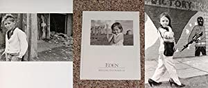 EDEN: SELECTED PHOTOGRAPHS BY MELANIE EVE BAROCAS - Scarce Pristine Copy of The First Hardcover ...