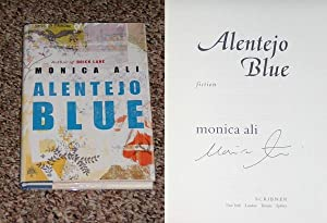 ALENTEJO BLUE - Scarce Fine Copy of The First American Edition/First Printing: Signed by ...