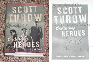 ORDINARY HEROES - Scarce Fine Copy of The First Hardcover Edition/First Printing: Signed, ...