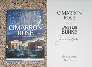 CIMARRON ROSE - Scarce Fine Copy of The First American Edition/First Printing: Signed by James...