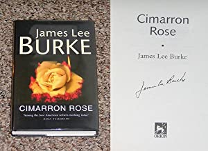 CIMARRON ROSE - Scarce Fine Copy of The First Hardcover Edition/First Printing: Signed by ...