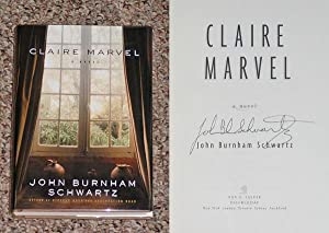 CLAIRE MARVEL - Scarce Pristine Copy of The First Hardcover Edition/First Printing: Signed by ...