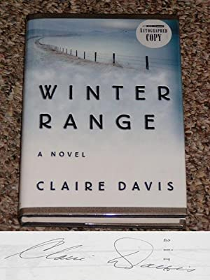 WINTER RANGE - Scarce Fine Copy of The First Hardcover Edition/First Printing: Signed by ...