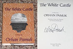 THE WHITE CASTLE - Rare Fine Copy of The First American Edition/First Printing: Signed by ...