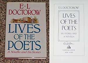 LIVES OF THE POETS: SIX STORIES AND A NOVELLA - Scarce Fine Copy of The First Hardcover Edition&#...