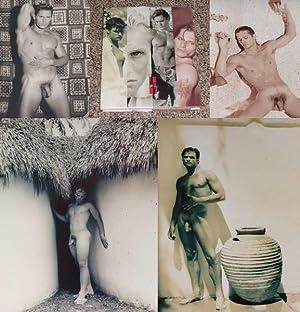 "FOUR MEN (""4 MEN"") : PHOTOGRAPHS BY GEORGE MACHADO 1996-1998 - Scarce Pristine Copy of ..."