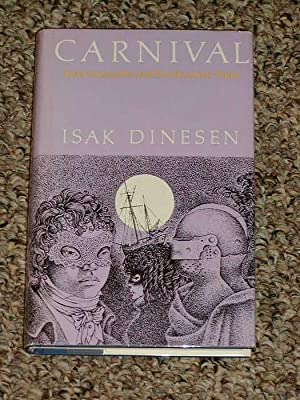 CARNIVAL: ENTERTAINMENTS AND POSTHUMOUS TALES - Scarce Fine Copy of The First American Edition&#x2F...