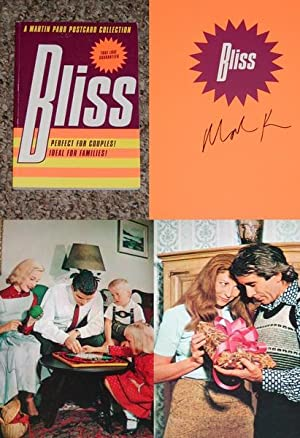 BLISS: PERFECT FOR COUPLES! IDEAL FOR FAMILIES! : MARTIN PARR POSTCARD COLLECTION - Rare Fine Copy ...