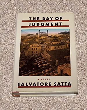 THE DAY OF JUDGMENT - Scarce Fine Copy of The First American Edition/First Printing: Satta, ...