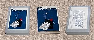 MISS LONELYHEARTS: THE COLLECTORS' FACSIMILE EDITION - Rare Fine Copy of The Limited Slipcased...