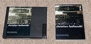 CHRISTIAN BOLTANSKI: THE PHAIDON PRESS DOCUMENTARY FILM - Rare Fine Set: The Original Phaidon Press...