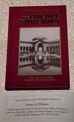 """THE PALACE OF DREAMS - Scarce Pristine Copy of The """"Collector's Edition"""" - ONLY COPY..."""
